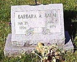 Barbara A. Baum