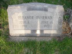 Eleanor <i>Pike</i> Overman