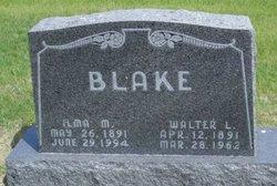 Ilma May <i>Boll</i> Blake