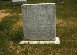 Annie McPherson