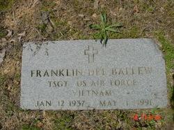 Franklin Dee Ballew