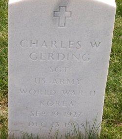 Charles W Gerding