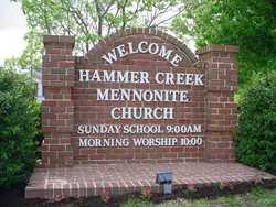 Hammer Creek Mennonite Church Cemetery