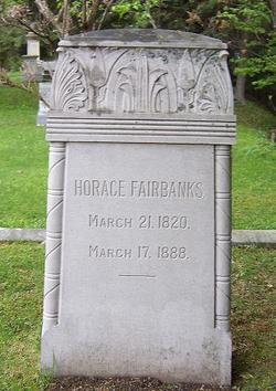 Horace Fairbanks