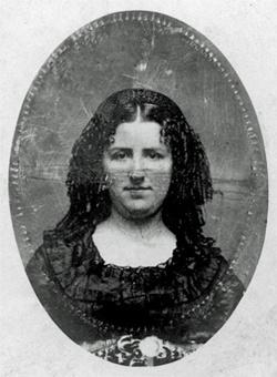 Mrs Mary Emeline Emma <i>Hurlburt</i> Rawlins