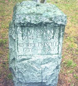 Priscilla <i>Jones</i> Brackett