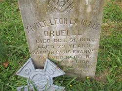 Xavier Leon LaBelle Druelle