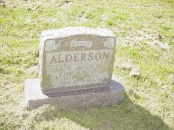 Katie <i>Craghead</i> Alderson