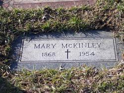 Mary <i>Wood</i> McKinley