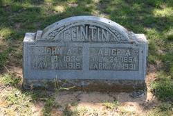 John A. Buntin