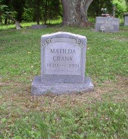 Matilda <i>Mullins</i> Crank