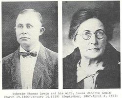 Ephraim Thomas Lewis