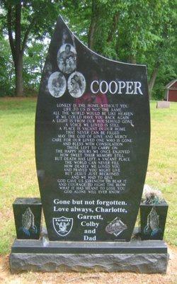 Donald W. Coop Cooper