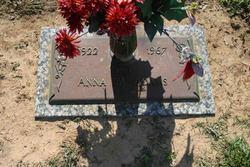 Anna Mae <i>Werling</i> Adams