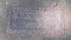 Margaretta Lydia <i>Huntington</i> Cantonwine Selander