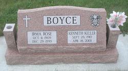 Irma Rose Boyce