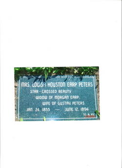 Louisa <i>Houston</i> Peters