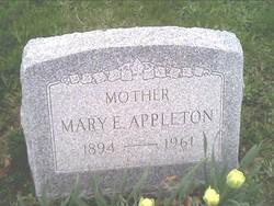 Mary Elizabeth <i>Dillon</i> Appleton