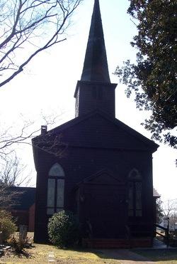 Saint Thomas Episcopal Church Cemetery