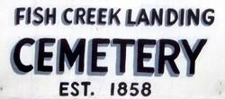 Fish Creek Landing Cemetery