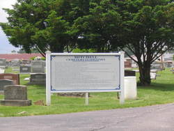 Mitchell City Cemetery