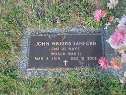 John Wrespis Sanford