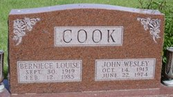 John Wesley Cook