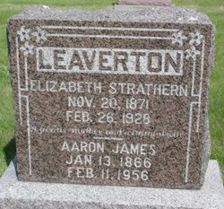 Aaron James Leaverton