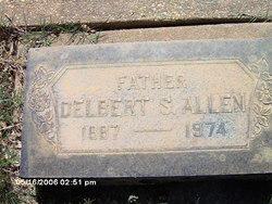 Delbert S Allen