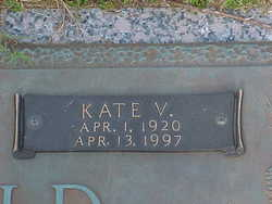 Kate <i>Veal</i> Ashfield