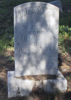 Buford C. Burkett