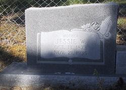 Jessie <i>Weldy</i> Burt