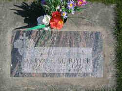 Aneva Elda <i>Wickers</i> Schuyler
