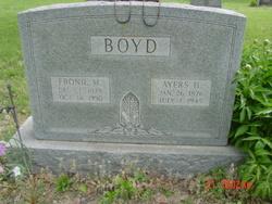 Ayers Hiram Boyd