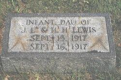 Harriet Ragan <i>Harrison</i> Lewis