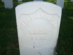 Maj Henry James Nowlan
