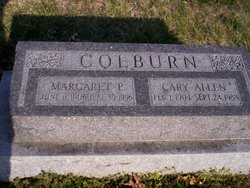 Margaret May <i>Parker</i> Colburn
