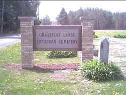 Grassflat Lanse Lutheran Cemetery