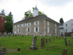 Old Stone Presbyterian Church Cemetery