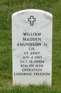 William Madden Amundson, Jr