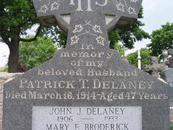 Patrick Thomas Delaney