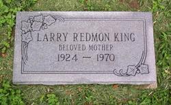 Larry Redmon King