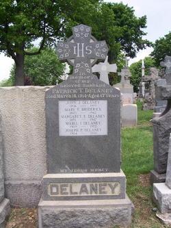 Joseph Patrick Delaney