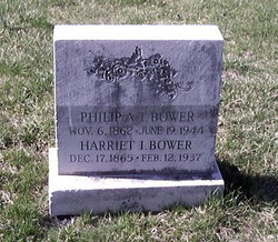 Harriet I Bower
