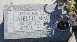 Luigina Levato <i>Aiello</i> Maggio