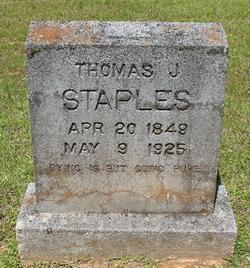 Thomas J. Staples