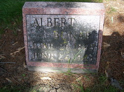 Albert Bonar