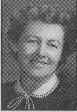Mary Eileen <i>Jensen</i> Anderson