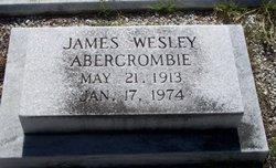 James Wesley Abercrombie