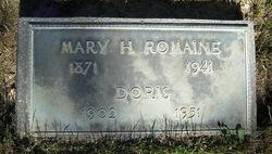 Doris Earnestine <i>Romaine</i> Anderson